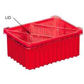 Akro-Mils 33011 Lid - 10-7/8 x 8-1/4 For Grid Box 33105, 33103 - Pkg Qty 10