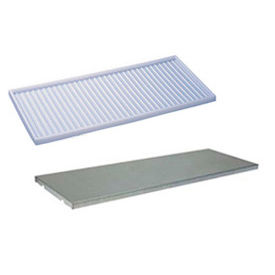 Additional Poly Tray & Shelf for 12/15-Gal. Compac and 22-Gal Slimline Cabinets