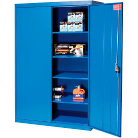 Sandusky Elite Series Storage Cabinet EA4R462472 - 46x24x72, Blue