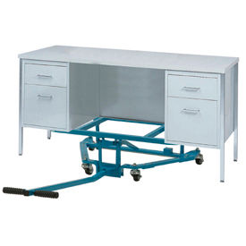 Easy Lift Desk Mover 600 Lb. Capacity