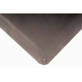 "9/16"" Thick Conductive Anti Static Mat - Smooth Surface 3'W x Custom Cut Length"