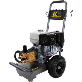 BE Pressure B4013HECS 4,000 Psi Pressure Washer 13hp Honda Gx Engine