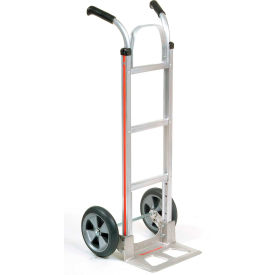 Magliner® Aluminum Hand Truck Double Handle Balloon Wheels