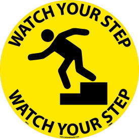 Floor Signs - Watch Your Step