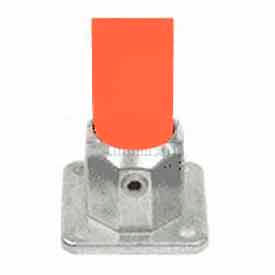 """Kee Safety - L152-8 - Flange 1.5 Inch Pipe Fitting, 1-1/2"""" Dia."""