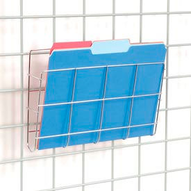 Nexel® Chrome Wire Document Holder