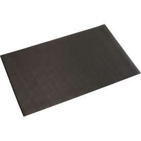 Pebble Surface Mat Black 36 Inches Wide- Pkg Qty 1