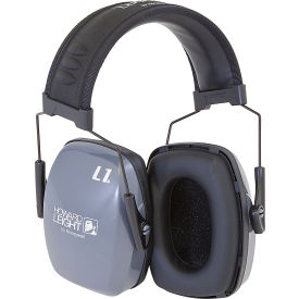 Howard Leight™ 1010922 L1 Leightning® Headband Earmuff, NRR 25