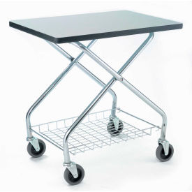 Fold and Store Service Cart 350 Lb. Capacity