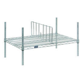 """Divider 14""""D X 8""""H for Wire Shelves"""