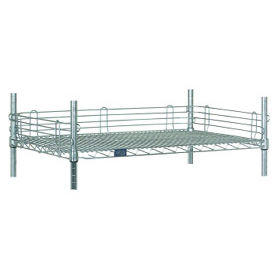"Ledge 42""L X 4""H for Wire Shelves"