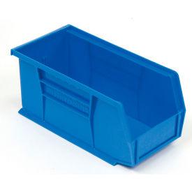 "Akro-Mils AkroBin® Plastic Stacking Bin 30230 - 5-1/2""W x 10-7/8""D x 5""H, Blue - Pkg Qty 12"
