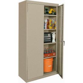 Sandusky Classic Series Storage Cabinet CA41361872 - 36x18x72, Sand