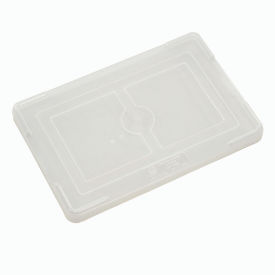 """Lid COV93000 for Plastic Dividable Grid Container, 22-1/2""""L x 17-1/2""""W, Clear - Pkg Qty 3"""