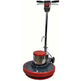 "Boss Cleaning Equipment Floor Machine 20"" 1.5 HP with Pad Driver, GB20F"