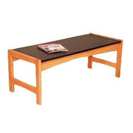 "Wooden Mallet Coffee Table -48-1/2"" - Medium Oak"
