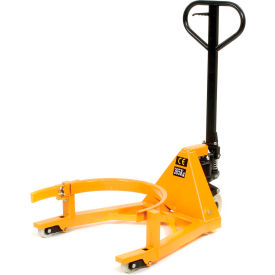 Portable Hydraulic Drum Lifting Jack 800 Lb. Capacity