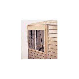 "DuraMax Sliding Window Kit 08211, 29"" x 23"""