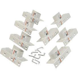 Supports d'essieu / 4 paires
