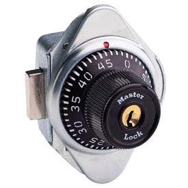 Master Lock® No. 1670 Built-In Combo For Box Lockers - Locks Deadbolt