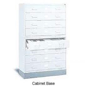 Storage Cabinet Base - Light Gray