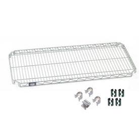 Nexel® Quick Adjust Shelf 36x18 with Clips & 4 Hooks