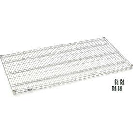 Nexel® Chrome Wire Shelf 60 x 30 with Clips