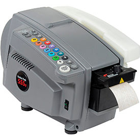 Programmable Kraft Tape Dispenser with 8 Rolls Water Activated Tape