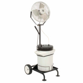 """TPI 18"""" Self Contained Power Mister With Cart PM-18C"""