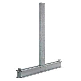 "Cantilever Rack Double Sided  Upright 12' H x 84""  D 43800, Lbs Capacity"