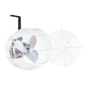 J&D 12 Inch Green Breeze HAF Fan With Cord VBG12 1/10 HP 970 CFM