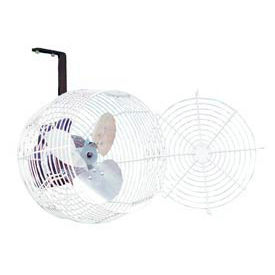 J&D 20 Inch Green Breeze HAF Fan With Cord VBG20 1/3 HP 3650 CFM