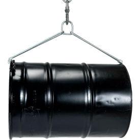 Vestil Galvanized Iron Drum Sling DCS-2000-G 2000 Lb. Capacity
