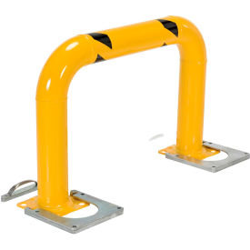 """Removable Steel Machinery Rack Guard 36""""H X 48"""" L"""