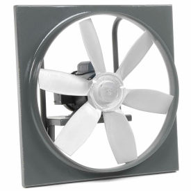 """30"""" Totally Enclosed High Pressure Exhaust Fan - 3 Phase 3 HP"""