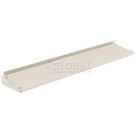 """72""""W Cantilever Shelf For Uprights- Tan"""