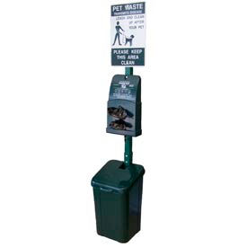 DOGIPOT® Outdoor Pet Station - Polyethylene