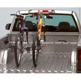 Saris® Trunk Bed 2 Bike Carrier, Fork Mount Add On Needed