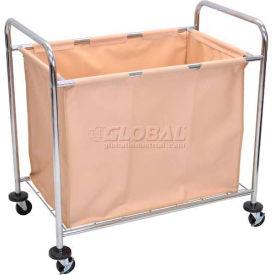 Luxor® HL14 Industrial Laundry Hamper Bulk Truck 36-1/4 x 22 x 35- Pkg Qty 1