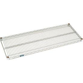 Nexel® Stainless Steel Wire Shelf 72 x 18 with Clips