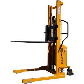 """Big Joe® M22-116 Battery Operated Power Lift Stacker 2200 Lb. 116"""" Lift"""