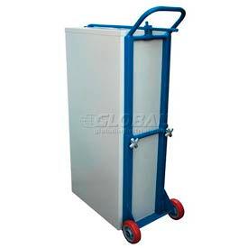 Vestil Heavy Duty File Cabinet Hand Truck FCHT-34 600 Lb. Capacity