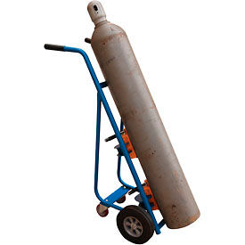 Magnetic Cylinder Hand Truck MCHT-350 350 Lb. Capacity