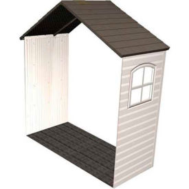 """30"""" Expansion Kit With Window For 8' Lifetime Sheds"""