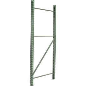 "Pallet Rack Upright Frame 48""D x 96""H"