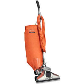 "Royal Commercial 14"" Metal Upright Vacuum with Zipper Bag-5 Height Adjustment - CR5130Z"