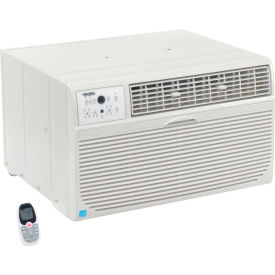 Through-The-Wall Air Conditioner 8,000BTU, 115V, Energy Star Rated