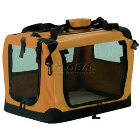 "Suncast® Fold Away Portable Pet Kennel, 21"" Tall Dogs"