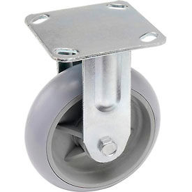 """Replacement 6"""" FIxed Wheel for Hotel Cart (Model 603575)"""