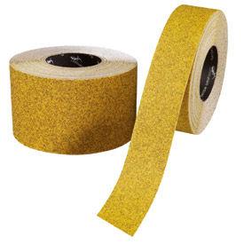 "Anti-Slip Traction Stadium Grit Tape Roll, 4"" x 60 Feet"